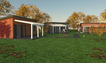 Casamodellovillage pic1 biholz case in legno - Casa in legno economica ...